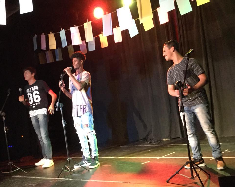No dia 19/05/18 realizamos nosso primeiro sarau de 2018, cujo objetivo principal foi desenvolver habilidades de comunicação e expressão em nossos alunos, além de proporcionar a oportunidade para a valorização dos talentos de nossos alunos e familiares. Fo